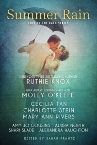 Review & Giveaway – Summer Rain Anthology by Ruthie Knox et al. edited by Sarah Frantz