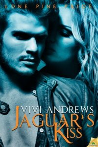Review – Jaguar's Kiss by Vivi Andrews
