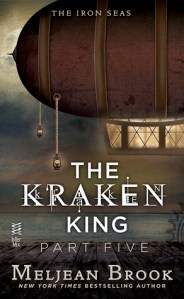 Joint Review: The Kraken King (Parts V to VIII) by Meljean Brook