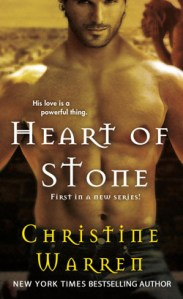Review – Heart of Stone (Gargoyles #1) by Christine Warren