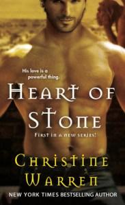 Review – Heart of Stone (Gargoyles #1) by Christine Warren