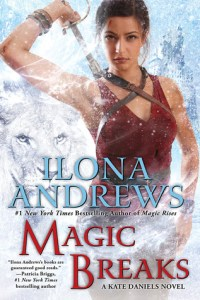 Joint Review – Magic Breaks (Kate Daniels #7) by Ilona Andrews