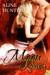 Review – Moon Kissed by Aline Hunter