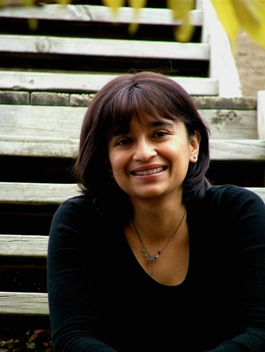 Nalini Singh author photo