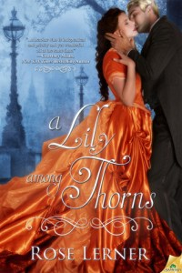 Review – A Lily Among Thorns by Rose Lerner