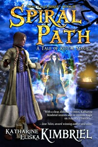 Cover & Blurb Reveal – Spiral Path by Katharine Kimbriel