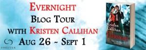 Review & Giveaway/Excerpt: Evernight by Kristen Callihan