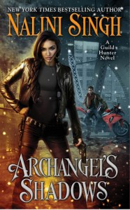 Bookpushers Joint Review – Archangel's Shadows (Guild Hunter #7) by Nalini Singh