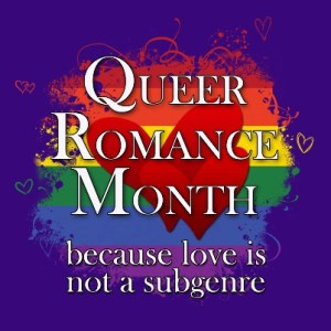Queer Romance Month Guest Post #3 with Alexis Hall