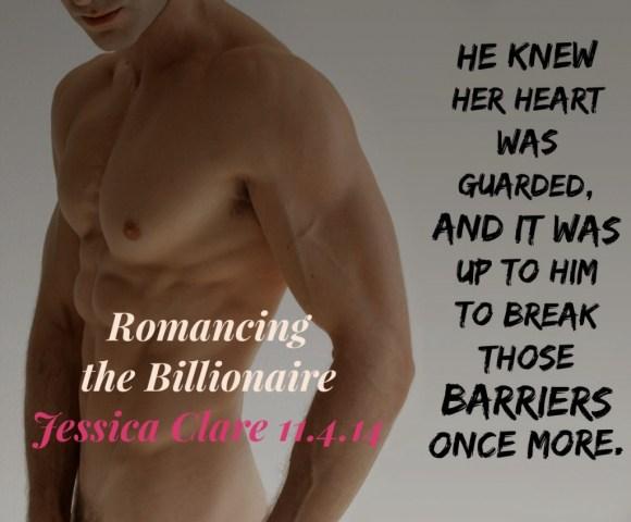 Romance the Billionaire Teaser