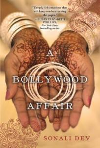 Group review: A Bollywood Affair by Sonali Dev