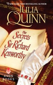 Review – The Secrets of Sir Richard Kenworthy by Julia Quinn