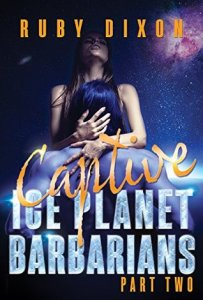Review: Ice Alien Barbarians Part 2: Captive