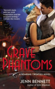 Joint Review: Grave Phantoms by Jenn Bennett
