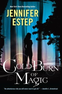 Cold Burn of Magic cover image