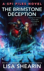 The Brimstone Deception cover image