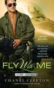Fly with Me by Chanel Cleeton Release Day Blitz