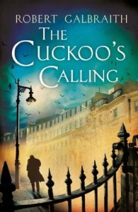 Audiobook Review: The Cuckoo's Calling by Robert Galbraith