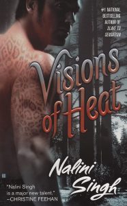 Cover image - Visions of Heat