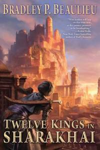 Twelve Kings of Sharakhai cover image