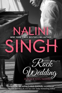 Nalini Singh's Rock Wedding Cover Reveal
