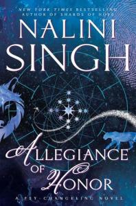 Joint Review: Allegiance of Honor (Psy-Changeling #15) by Nalini Singh