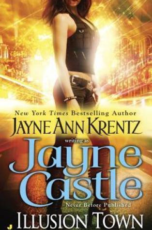 Joint Review – Illusion Town (Harmony #13) by Jayne Castle
