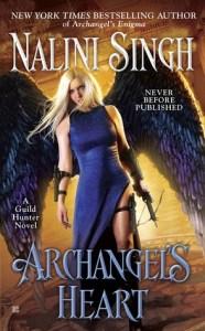 Excerpt – Archangel's Heart by Nalini Singh
