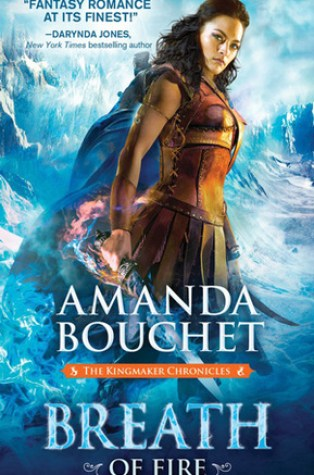 Joint Review – Breath of Fire (Kingmaker Chronicles #2) by Amanda Bouchet