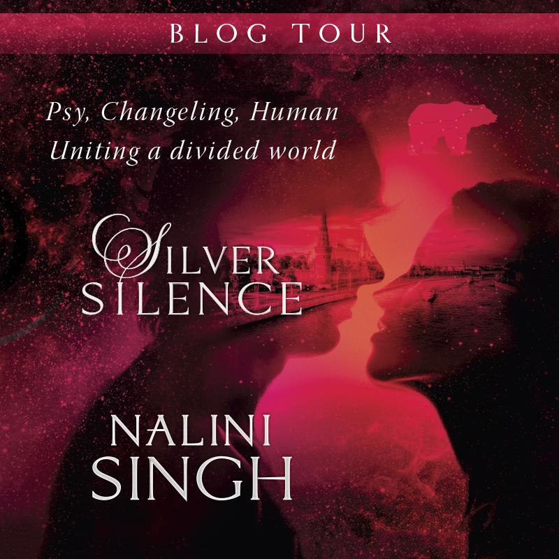 Silver Silence Blog Tour Banner