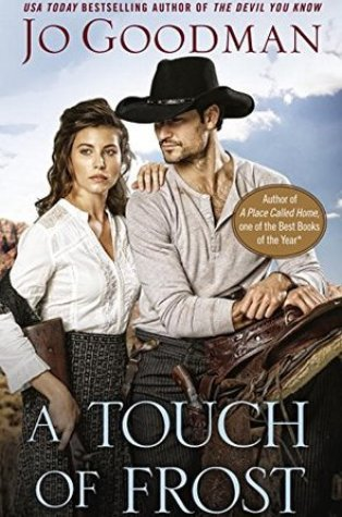 Joint Book Review: A Touch of Frost by Jo Goodman