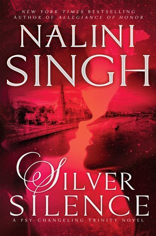 Joint Book Review: Silver Silence (Psy-Changeling Trinity #1) by Nalini Singh