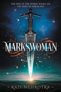 Markswoman cover image