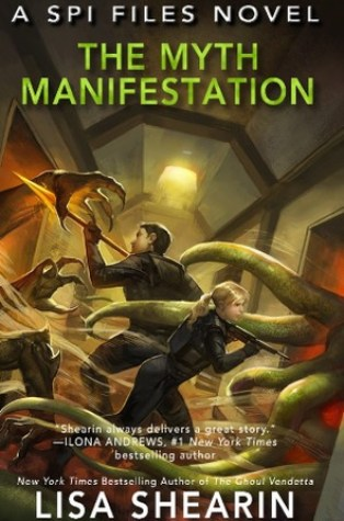 Review – The Myth Manifestation (SPI Files #5) by Lisa Shearin