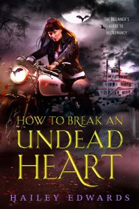 How to Break an Undead Heart cover image