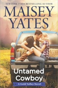 Cover Image - Untamed Cowboy