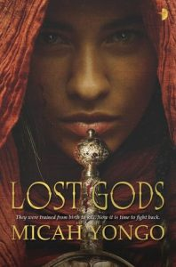 Cover Image - Lost Gods