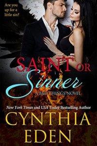 Cover Image - Saint or Sinner