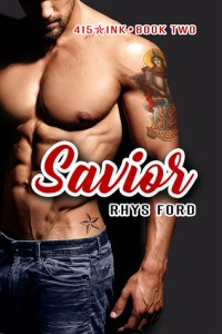 Savior cover image