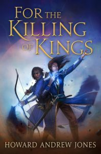 For the Killing of Kings (Ring-Sworn #1) cover image