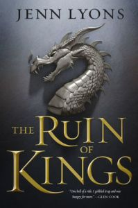 The Ruin of Kings (Chorus of Dragons #1) cover image