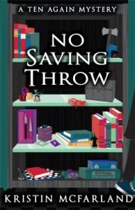 No Saving Throw (Ten Again #1)