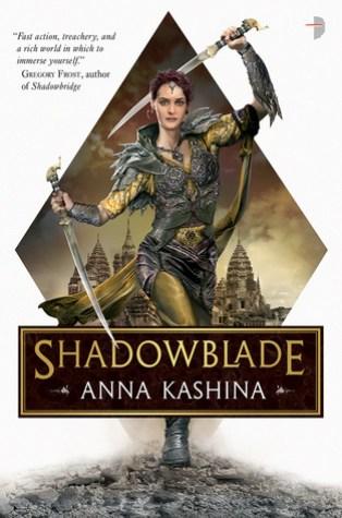 Joint Review: Shadowblade by Anna Kashina
