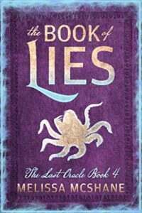Book of Lies (The Last Oracle #4)