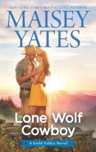 Lone Wolf Cowboy (Gold Valley #7)