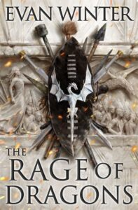 The Rage of Dragons (Burning #1)