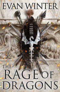 The Rage of Dragons (Burning #1)