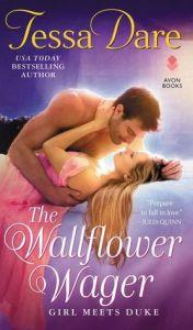 The Wallflower Wager (Girl Meets Duke #3)