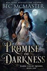 Promise of Darkness (Dark Court Rising #1) Cover Image