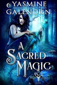 Cover image - A Sacred Magic (The Wild Hunt #9)